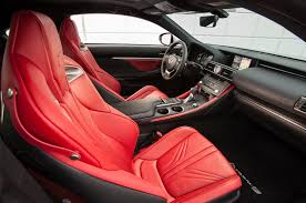 lexus sc300 leather seats 2015 lexus rc f horsepower and pricing announced