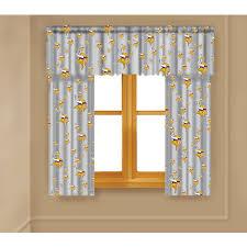 nfl minnesota vikings window curtain panels walmart com