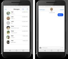 imessage apk imessenger os10 pro apk version 4 0 22 05 2017