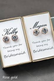 wedding gift jewelry really fantastic will you be my bridesmaid gift ideas
