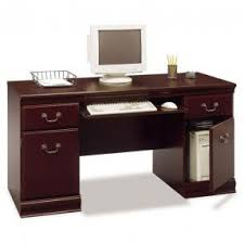Computer Writing Desk Small Computer Desk With Drawers Foter