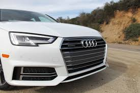 audi a4 white 2017 2017 audi a4 first drive pictures specs performance digital