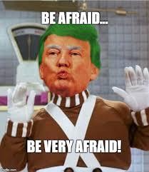 Afraid Meme - be afraid be very afraid meme mne vse pohuj