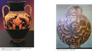 Minoan Octopus Vase Greek Art Part I Geometric 8 Th Century Bce Orientalizing 7 Th
