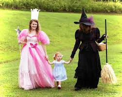 glenda good witch costume liddy b and me september 2010
