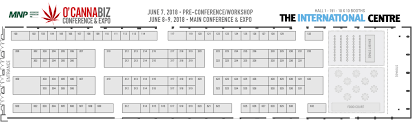 conference floor plan floor plan o u0027cannabiz conference u0026 expo