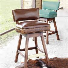 Saddle Seat Bar Stool Kitchen Backless Bar Stools Saddle Seat Bar Stools Rolling