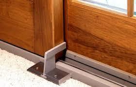 Security Locks For Sliding Glass Patio Doors Nightlock Original Door Security Door Safety Front Door
