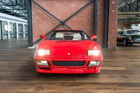 348 ts price 1990 348 ts manual richmonds and prestige cars
