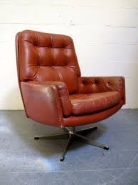 Leather Armchair Red Leather Armchairs Foter