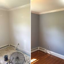Regal Kitchen Pro Collection Before And After Walls 2128 50 November Skies Regal Select