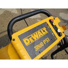 dewalt dxpw60605 4200 psi 4 0 gpm direct drive pressure washer