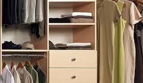 Closet Works Reach In Closet Designs  Ideas For Bedroom Closets - Wall closet design
