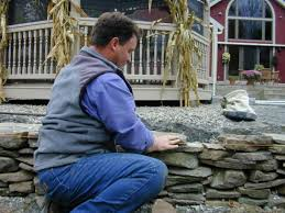 28 how to build a stone garden wall how to cover a stone