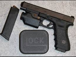 laser light combo for glock 22 glock review tactical light youtube