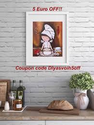 kitchen print food print digital cook art wall decor printable art