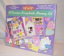 Colorbok Scrapbook Colorbok Scrapbook Pre Designed Memory Book 24 Pages All Occasion