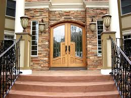 how to build a solid wood door arched top mansion doors
