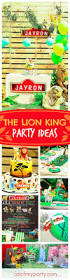 Lion King Decorations Interior Design Top Safari Themed Party Decorations Small Home
