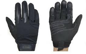 Non Slip Outdoor Cycling Full Finger Gloves Blackhawk Gloves For