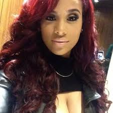 cyn santana hair exclusive erica mena discusses her favorite female body part