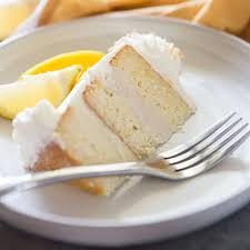 lemon lovers ice cream cake tried and tasty
