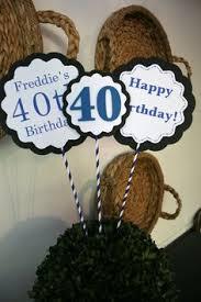 40th birthday roast u0026 toast 40th birthday centerpieces birthday