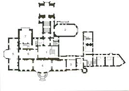 mansion floor plans castle floor plan of glamis castle search country