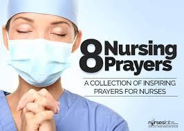 8 inspiring prayers for nurses u2022 nurseslabs