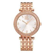 crystal bracelet watches images Sk k0011 luxury women crystal bracelet watches accessories ladies jpg