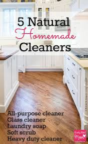 Natural Cleaner For Laminate Floors 5 Natural Homemade Cleaning Recipes Early Bird Mom