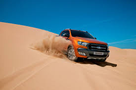 Ford Ranger Design Ford Launches New Ranger Pickup In The Uae Cars Products