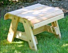 folding wooden stool plans free wooden benches headboards etc