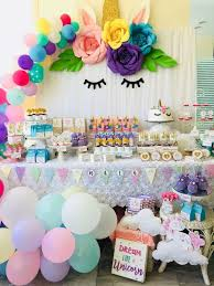 unicorn birthday party unicorns party birthday party ideas balloon garland unicorn