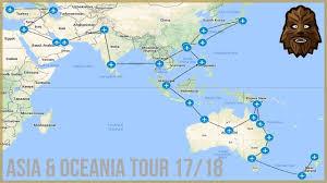 Oceania Map Map Of Eritrea Lancaster Map Map Of Gotham City