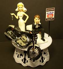 harley cake topper motorcycle wedding cake topper w die cast harley 1200 xr silver