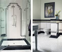 art deco bathroom tiles uk traditional bathroom with metro tiles stylish shower and wet room