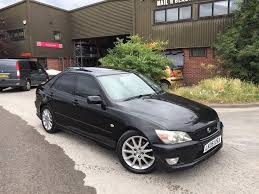 lexus cars 2005 2005 lexus is200 se automatic 4 door saloon black mot