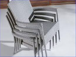 wonderful mesh patio chairs with patiopost 2 pack outdoor iron
