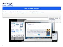 download now a simple marketing plan template by ex deloitte