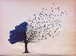 this meaning trees can stand for ppl their personal