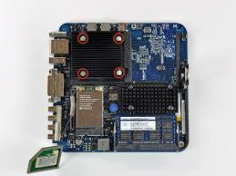 mac mini model a1176 core 2 duo processor replacement ifixit