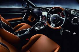 subaru car interior official 2014 subaru brz premium sports edition gtspirit