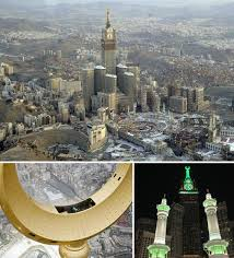abraj al bait at a cost of 15 billion dollars abraj al bait is one of the most