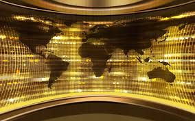 World Map Wallpaper Gold Wallpaper 265 Hd Wallpaper Blue Wallpaper Abstract
