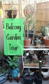 balcony garden tour carmen whitehead designs