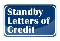 standby letter of credit india application for irrevocable letter