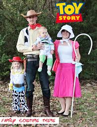 family halloween costume idea toy story theme sweet t makes three