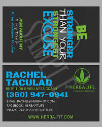 Eye Catching Business Cards Set Yourself Apart With These Eye Catching Herbalife Business Card