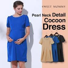maternity and nursing formal dress sweet mommy